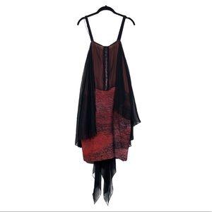Proenza Schouler Dresses - Proenza Schouler Sleeveless Mini Dress